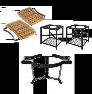 Onderstellen en tafels